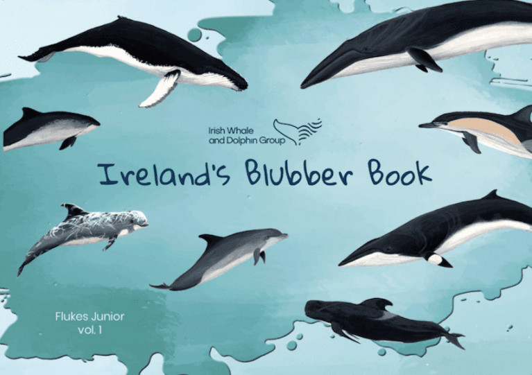 'Ireland's Blubber Book' — A New Educational Resource for Young & Aspiring Marine Biologists