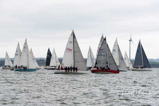 The start of race four