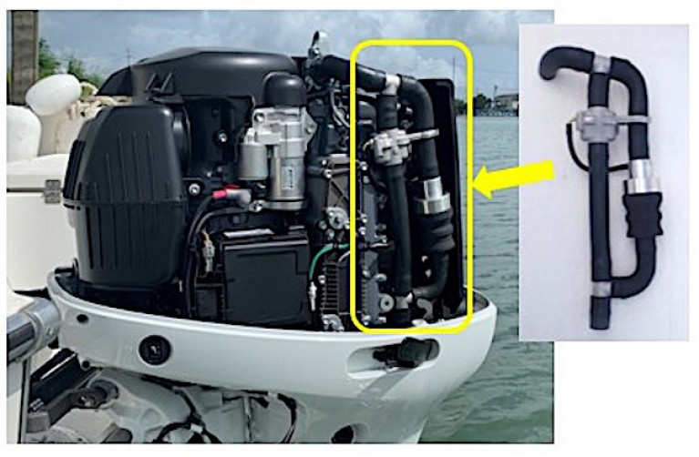 Suzuki Develops World's First Micro-plastic Collecting Device for Outboard Motors