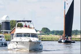 The boat tourism sector sector has created close to £6bn in sales from boating-related tourism, a 65% growth since 2013, according to British Marine