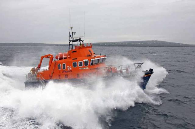 Aran Islands RNLI All-weather lifeboat