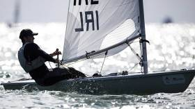 Finn Lynch ended Sailing World Cup, Miami in 34th but had four results in top 20 in the last five races