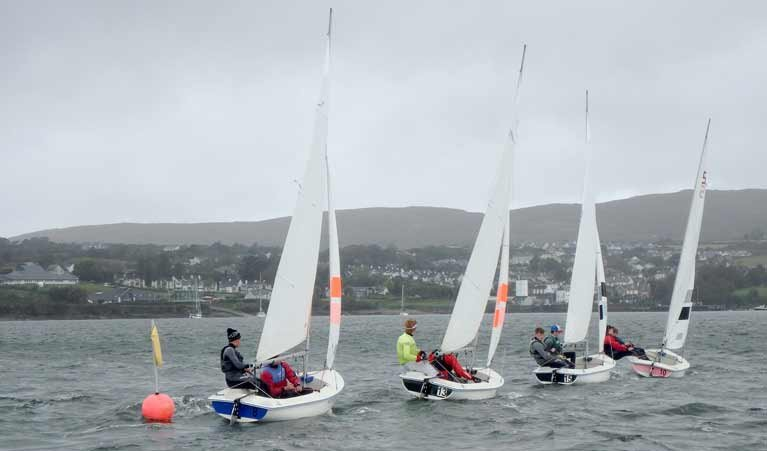 Junior All Ireland Sailing Championships Cancelled