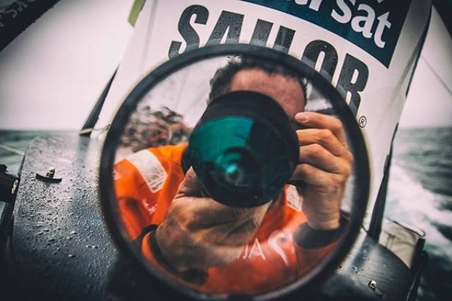 Volvo Ocean Race Launches Onboard Reporter Recruitment Campaign