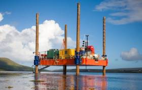 Marine Notice: Annual Inspection & Maintenance At Corrib Gas Field