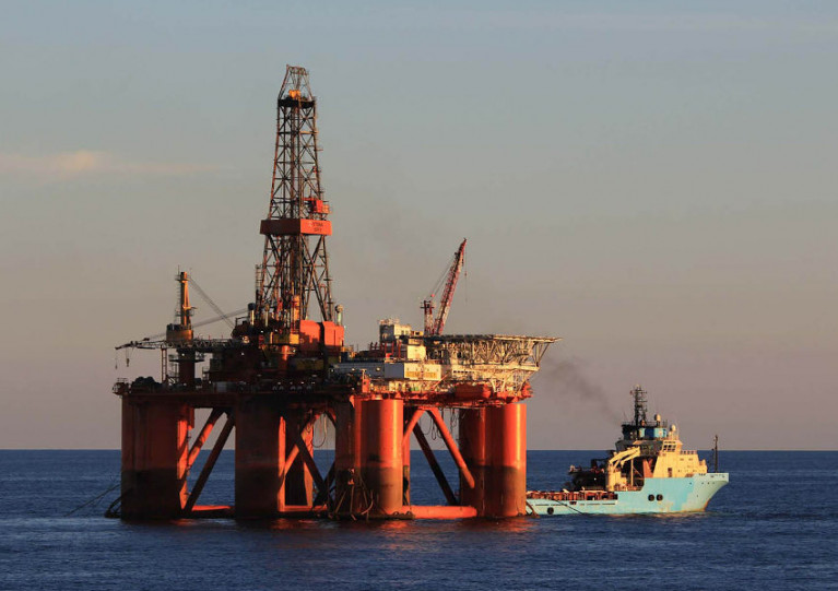 Offshore Drilling at Southwest Kinsale Gasfield as Well Decommissioning Works Begin