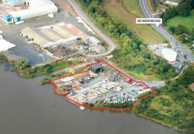 Busy New Ross Boat Yard Comes To Market