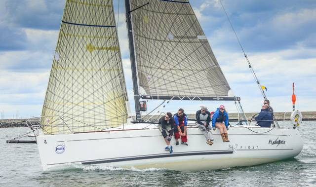 Howth Yacht Club's Flashback – attention to detail helped them win offshore at Dun Laoghaire Regatta