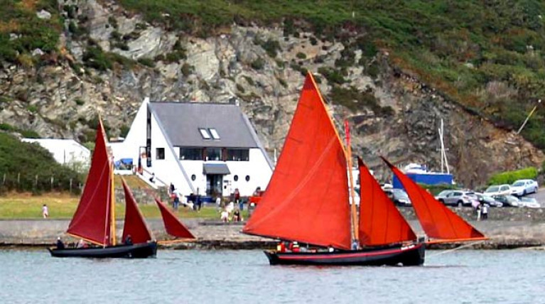 Clifden Boat Club on Ireland's Atlantic Seaboard Succeeds in Multi-Purpose Roles