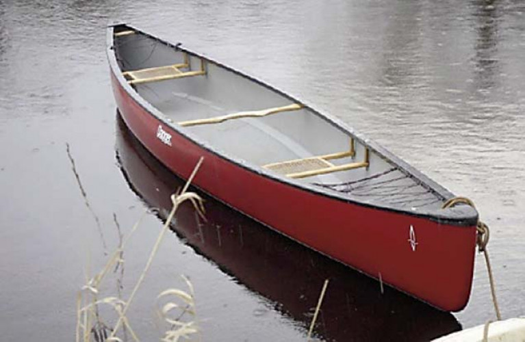 The Canadian canoe