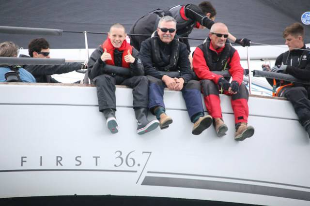 Will Olympic Sailing Regimentation Spoil Irish Offshore Racing's Growing Attraction for Young Sailors?
