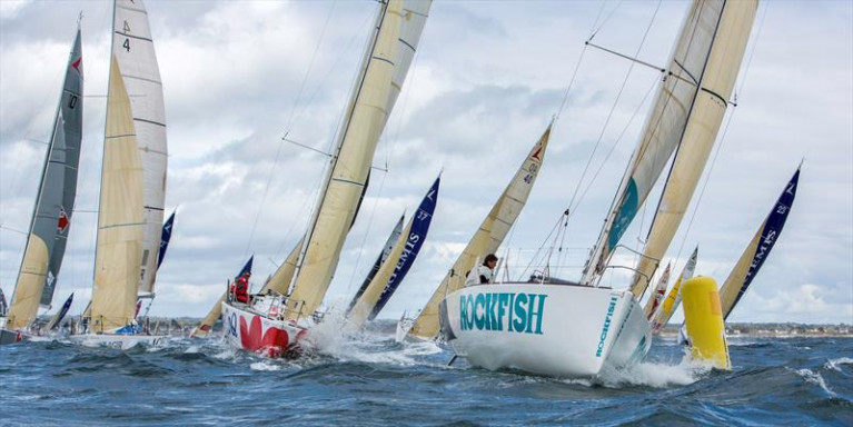 The Irish Mixed Offshore Trial was to run as part of the now cancelled Solo Guy Cotton Concarneau regatta in France this week