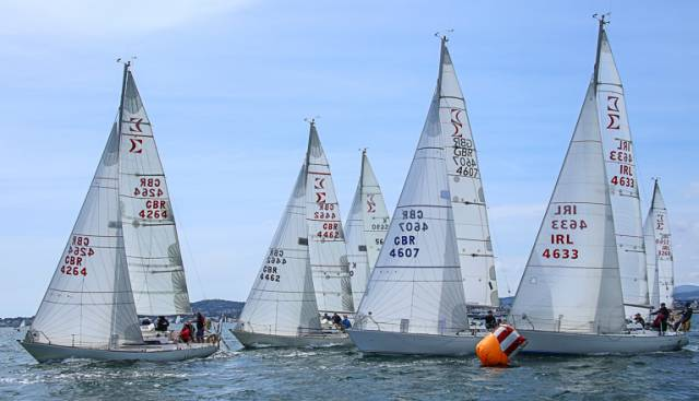 In 2018, for the first ever UK and Irish Sigma 33 Championships at the Royal St. George Yacht Club a record fleet gathered. Now the drive is on for another bumper Sigma fleet for July's VDLR regatta