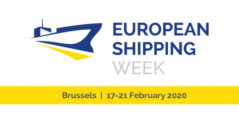 Next month the European Shipping Week takes place in Brussels, Belgium