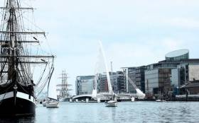 Berthing Licences Join White-Water Course As Part Of Draft 'Water Animation Strategy' For Dublin Docklands