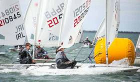 Up to five sailors will be chosen at the ISA Youth Pathway Nationals to join the ISA 4.7 Squad at Ballyholme Yacht Club