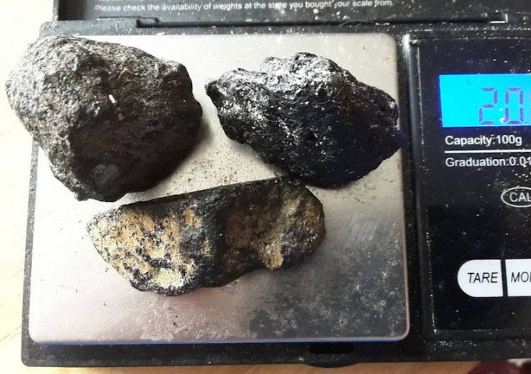 Just 20g of ambergris is selling for more than €400