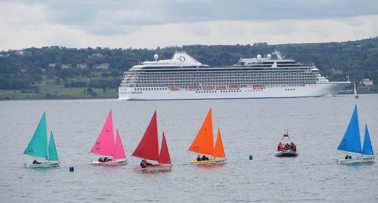 Belfast Lough Sailablity Postpones President's Cup