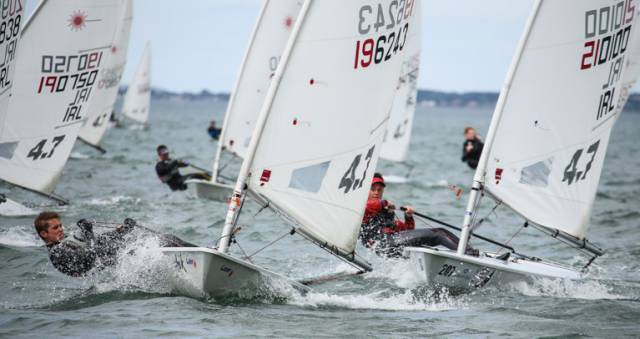 200 Youth Sailors from 28 Clubs Ready for Competition at Dun Laoghaire