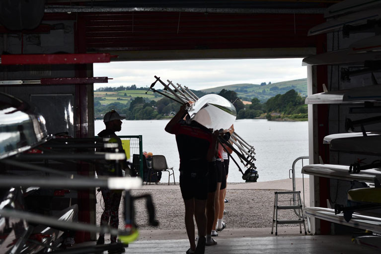 Rowing Ireland Cancels Championships