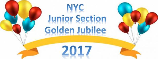 Family Day For NYC Junior Section's Golden Jubilee Next Month