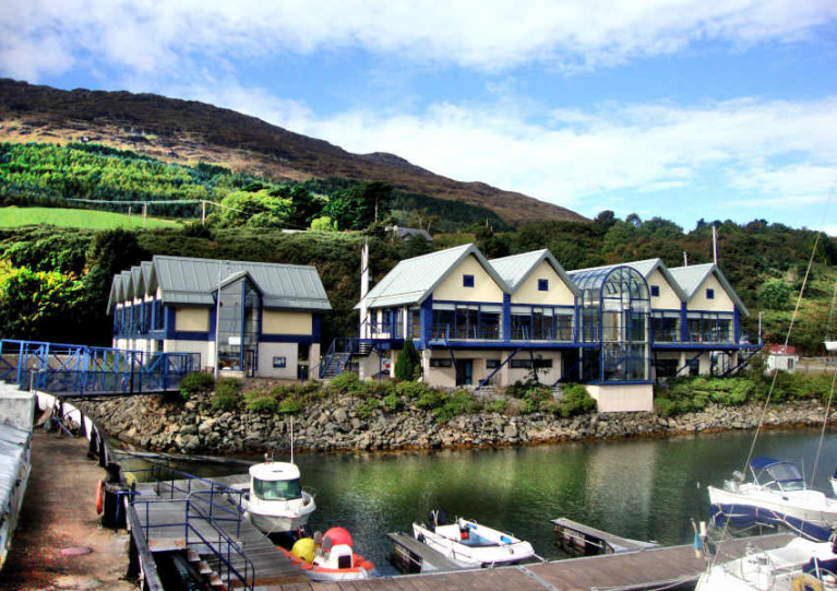 Carlingford Marina To Make White Diesel Available At The Pump For Leisure Boaters