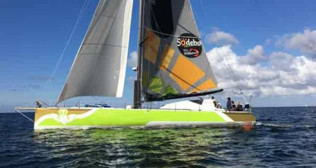 Ireland's solo star Enda O Coineen has successfully rounded Cape Horn through the weekend