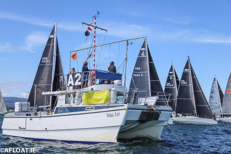 DBSC will manage the racing of September's joint Dun Laoghaire Harbour club's regatta