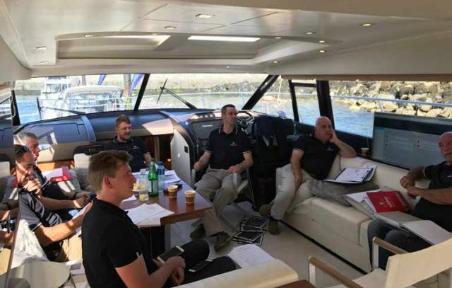 MGM Boats Prepare for Cannes & Southampton Boat Shows