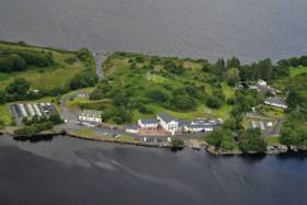 The Marine Institute's research facility in Newport, Co Mayo