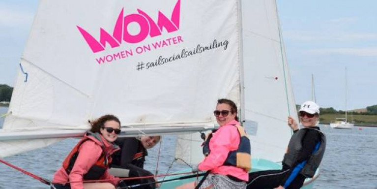 RYANI Seeks Expressions Of Interest For 2020 Women On Water Festival