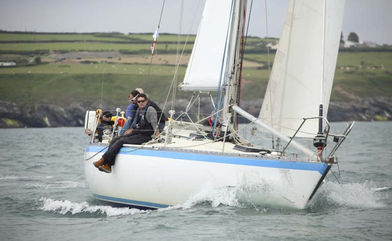 Double Round Ireland Yacht Race Winner Cavatina Enters for 21st Edition