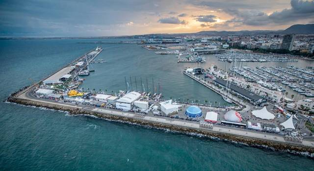 The Volvo Ocean Race's control centre is based in Alicante