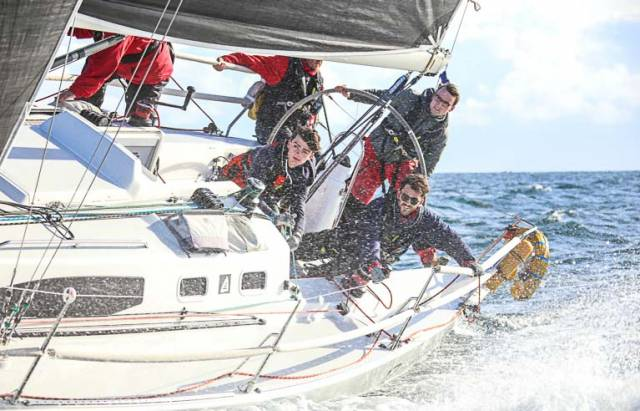 ICRA Nationals Entry at Royal St George Yacht Club Now at 81 Boats
