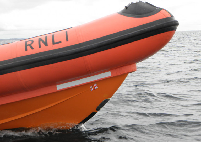 File image of Youghal RNLI's inshore lifeboat
