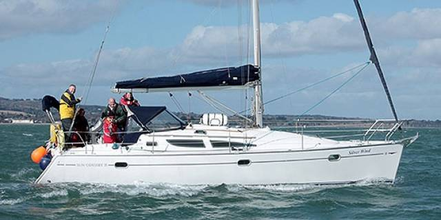In 2015 the SID saw the successful introduction of a new cruising yacht 'Silver Wind' a Sun Odyssey 35