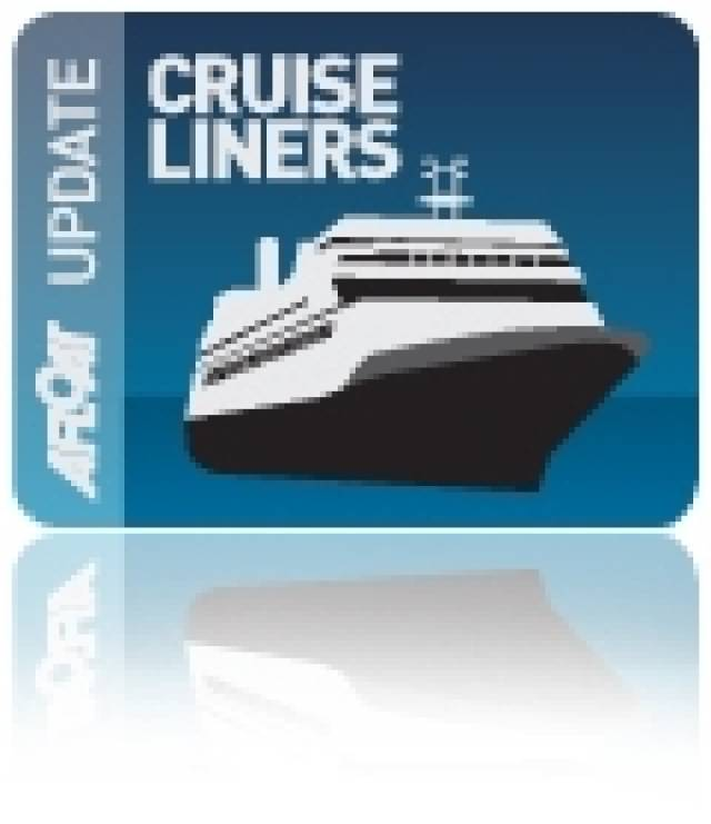 Dublin Port Cruise Sector On the Rise for 2012