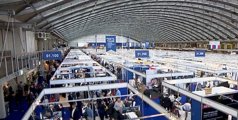 November's METSTRADE in Amsterdam has been cancelled