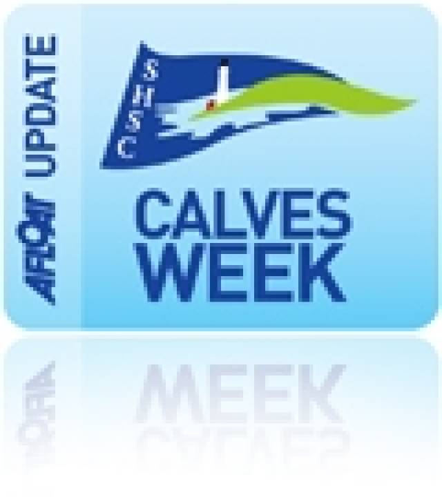 Calves Week Serves Up Light Winds as Royal Cork's Twomey Wins Again