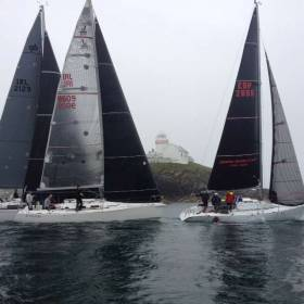 The fleet depart Cork Harbour bound for Waterford. Scroll down for photo gallery