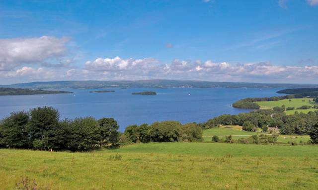 Lough Derg's new canoe trail will be part of the 'slow tourism' initiative for walking, cycling and boating routes in the Midlands
