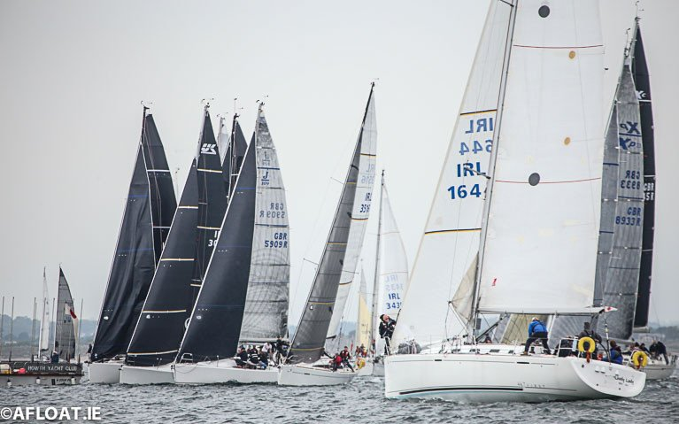 September's Wave Regatta at Howth Yacht Club is Cancelled Over COVID-19