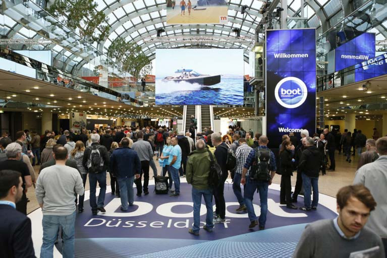 Boot Dusseldorf Reports 'Brilliant Start' to the New Water Sports Decade