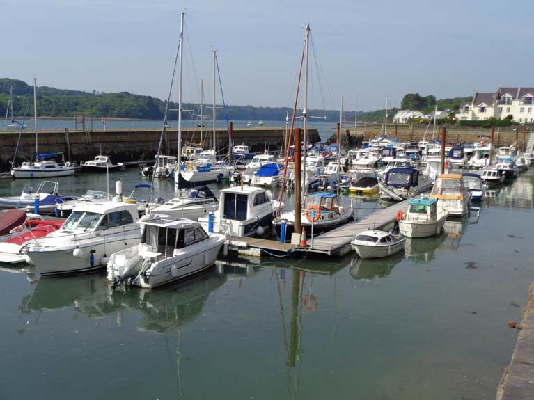 Inland & Coastal Marina Systems Appointed to Replace Port Dinorwic Marina Pontoons in North Wales