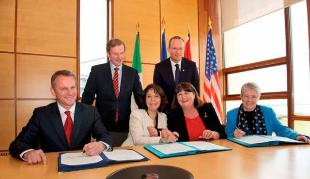 Five Years Of The Galway Statement On Atlantic Ocean Co-Operation