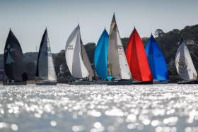 RORC's Easter Challenge on the Solent