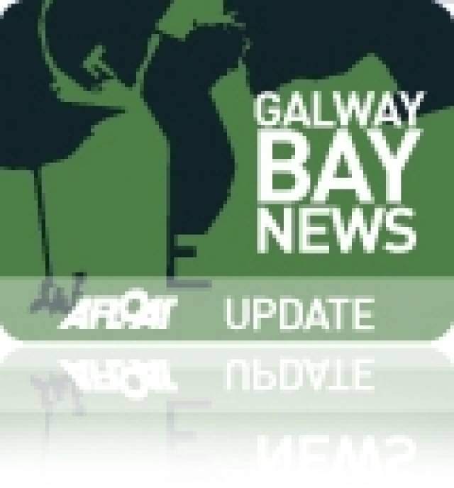 Biggest Cruise Caller to Galway Harbour Visits Busy Season