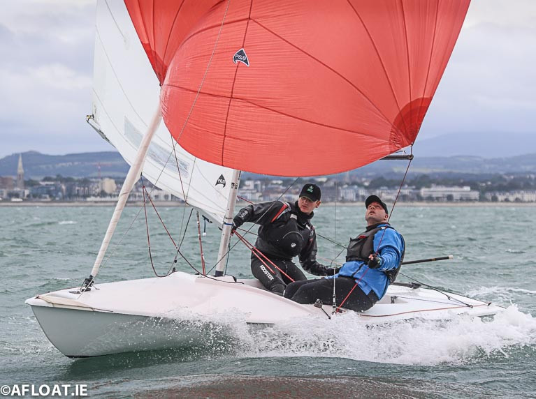 Flying Fifteen racing comes to Dunmore East this weekend in County Waterford