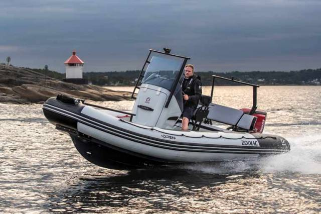 MGM Boats Is New Irish Zodiac RIB Distributor