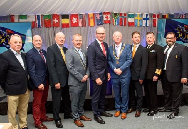Cork 300 Celebrations Launched at Royal Cork Yacht Club by Tánaiste Simon Coveney